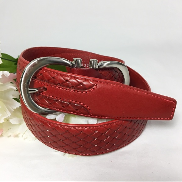 Vera Pelle Accessories - Vera Pelle genuine leather belt